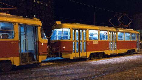 Самый популярный транспорт в Екатеринбурге