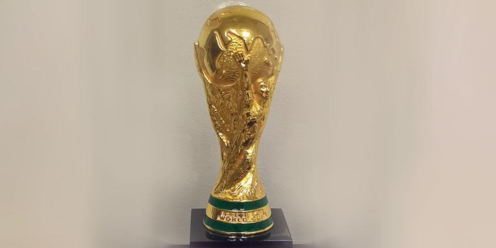 a3ec18b6 Кубок чемпионата мира по футболу 2018 доставят в Екатеринбург - EKATB.ru