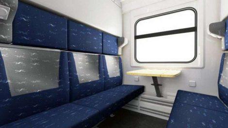 Новый поезд РЖД