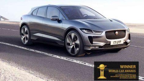 Jaguar winner world car