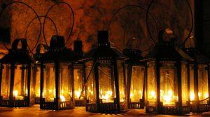 музей ночь фонарики вечер