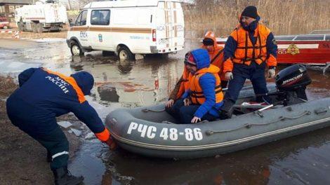 Паводок затопление наводнение