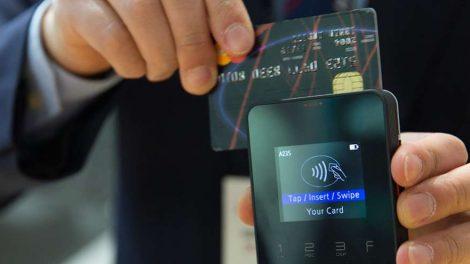 credit card бесконтактная оплата