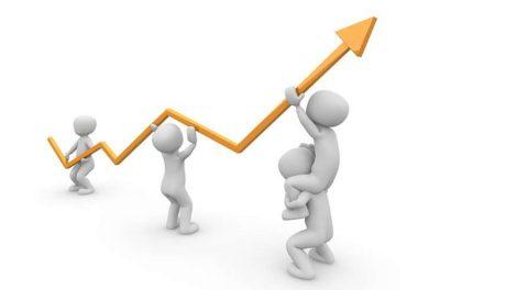 график ростущий рост