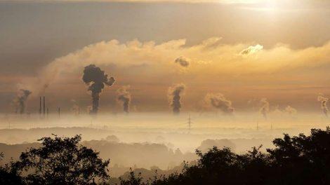 предприятие загрязнение воздуха