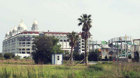 Турция отель туризм
