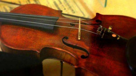 Сказки о музыкальных инструментах. Скрипка